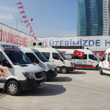 Ak Parti İzmir Seçim Ses Sistemleri