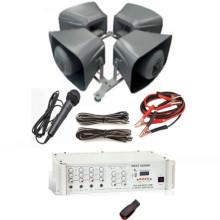 Araç üstü paket ses sistemi 10(Araç Üstü Mıknatıslı Ses Sistemi)