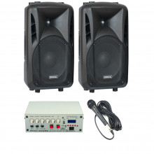 Araç üstü ses sistemi 8