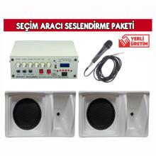 Dmm Tk3 Seçim Aracı Seslendirme Paketi