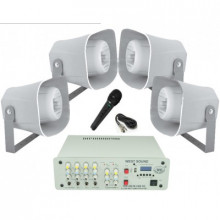 Secim Aracı Ses Sistemi