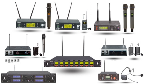 Kablosuz ( Telsiz ) Mikrofonlar